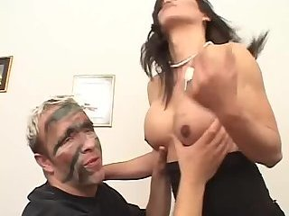 Sofia with Rod Barry - trt