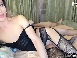 lucy guy anal fucing russian glasses tgirl