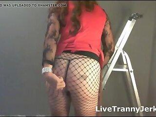Slutty Ladder Play with Viviane