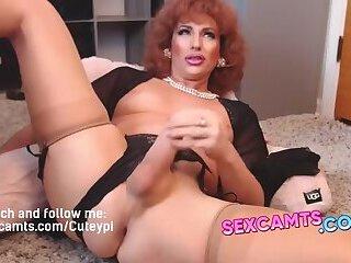 Hot mature big tits tranny big dick