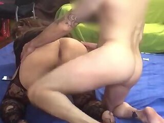 A hot night with sexy t-girl Louise