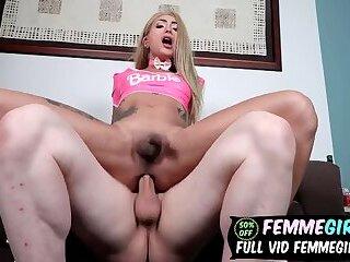 Hardcore Sex Crossdressing Compilation
